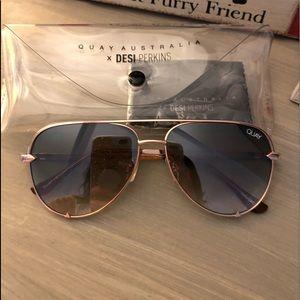 Quay Mini High Key Sunglasses